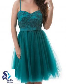 rochie cu model baroc