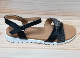 Sandale A777 negre