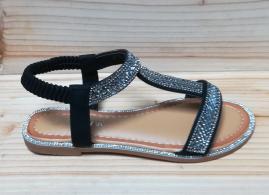 Sandale JF 03 negre