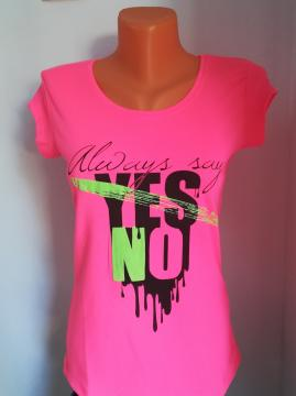 Tricou yes.no